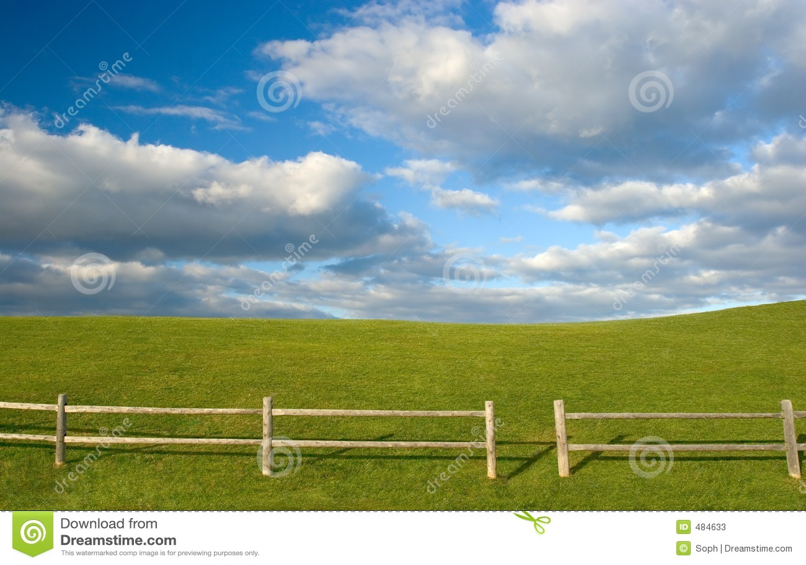зеленый холм