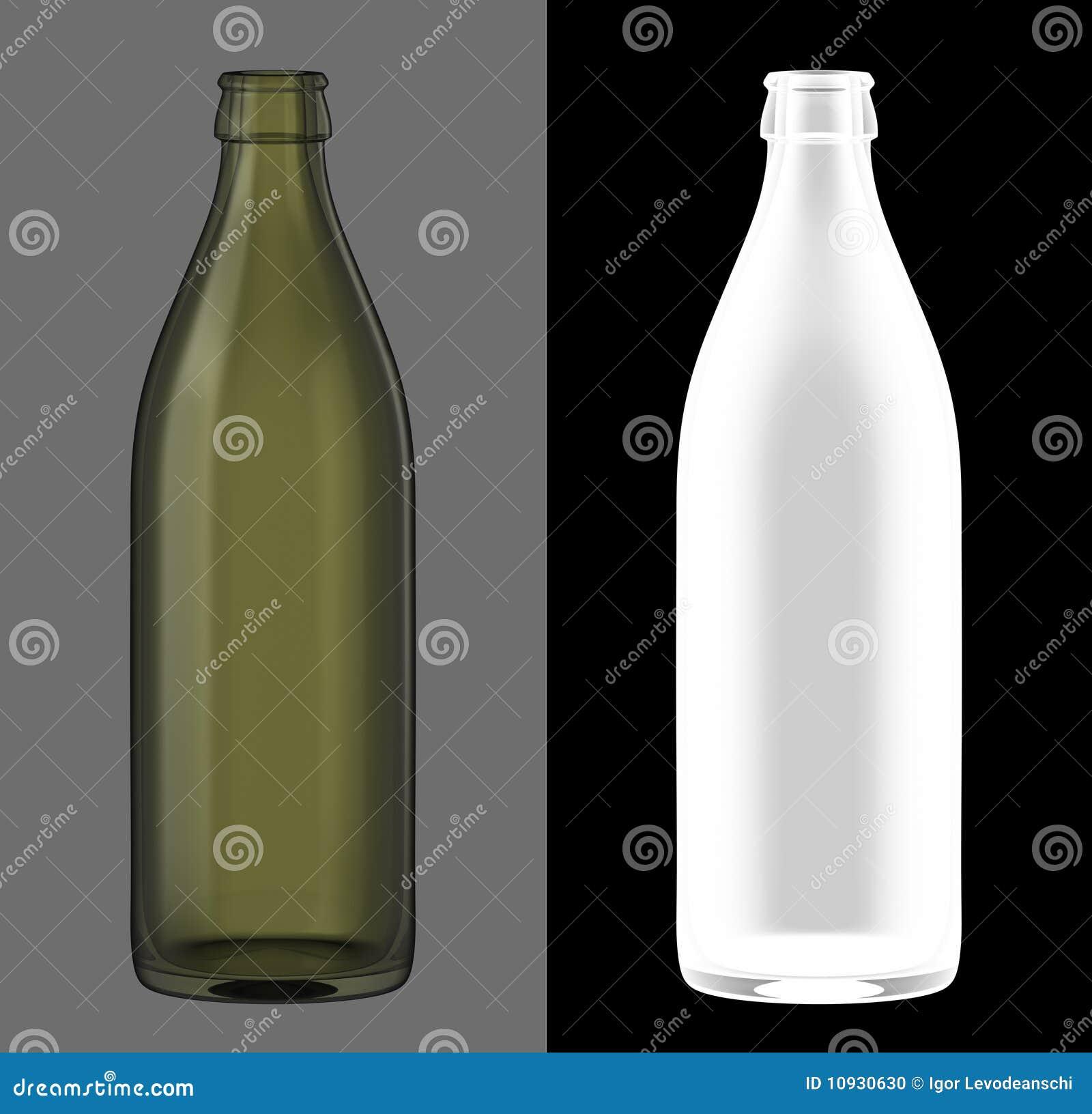 зеленый цвет бутылочного стекла пива