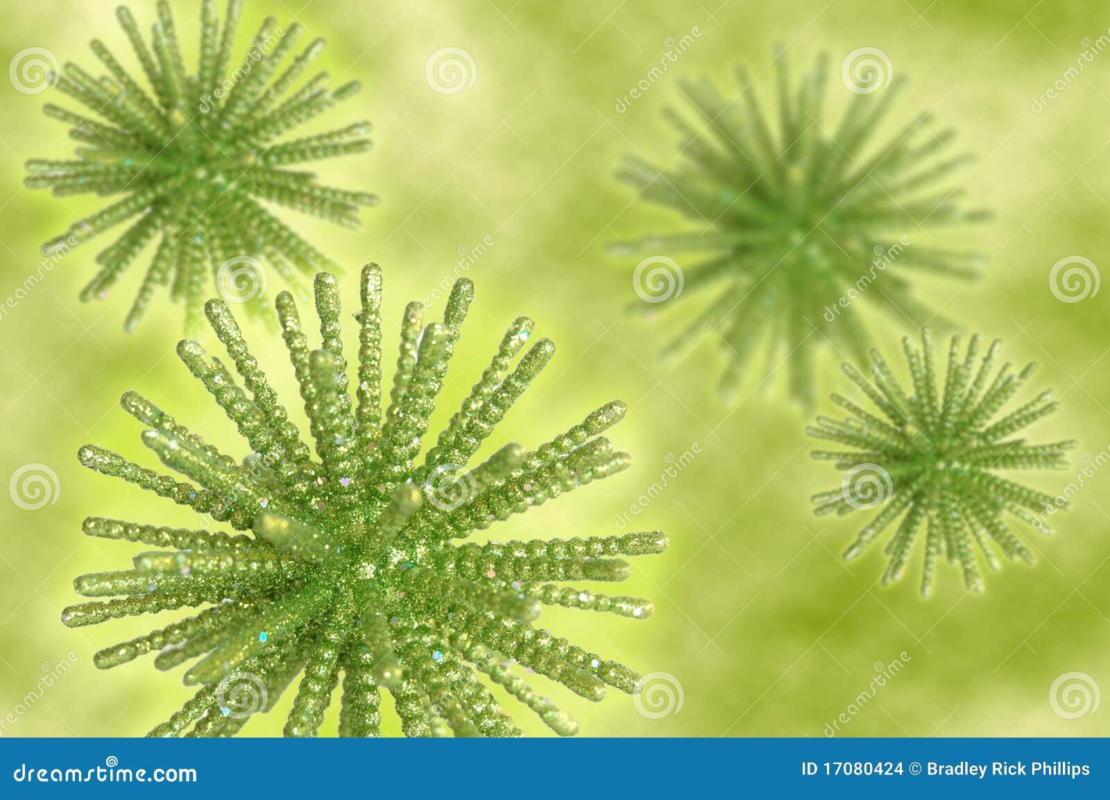 зеленый цвет предпосылки