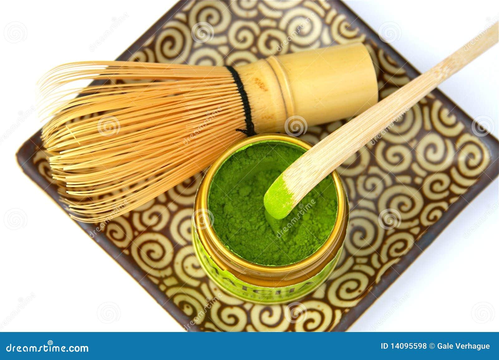 зеленый чай matcha