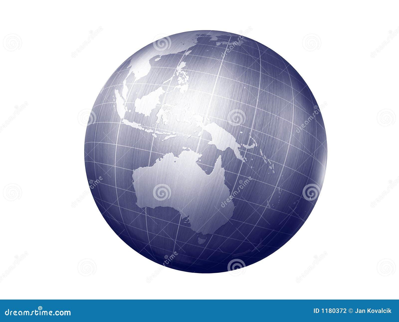 земля Австралии