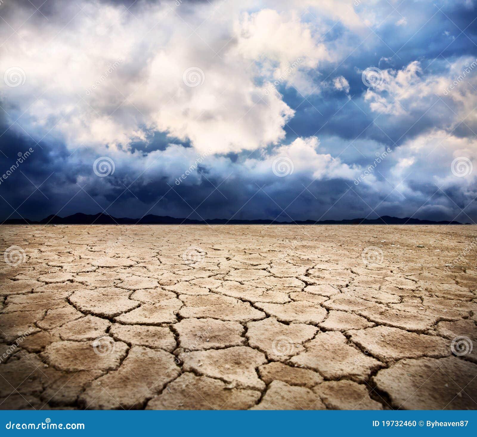 земля засухи