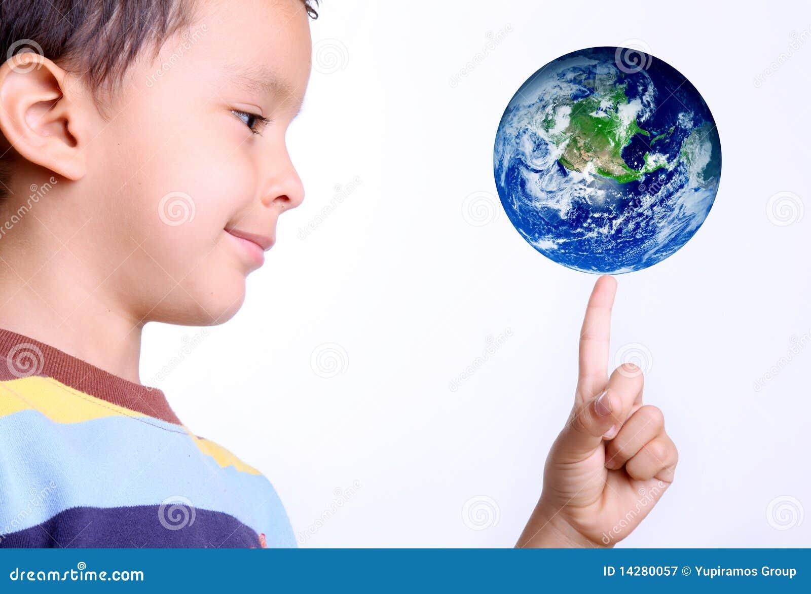 земля ребенка
