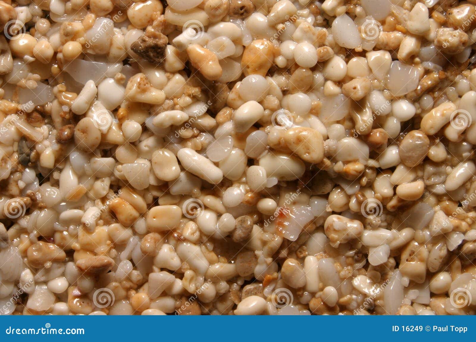 зерна предпосылки зашкурят текстуру