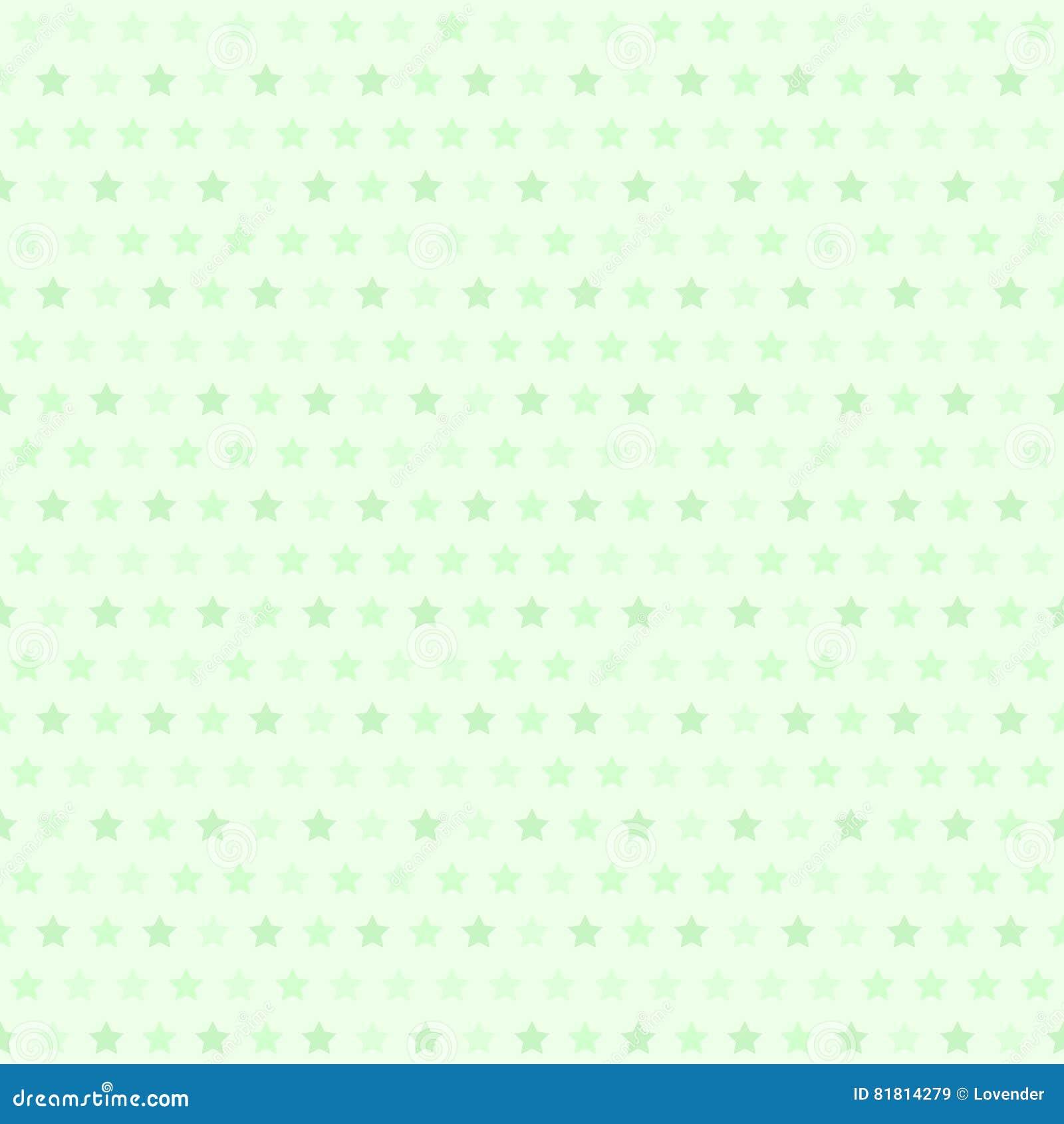 Зеленая картина звезды 1866 основали вектор вала постепеновского изображения Чюарлес Даршин безшовный