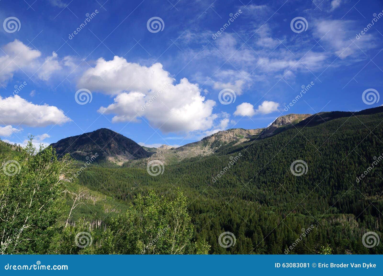 Зеленые горы пропуска независимости, Колорадо