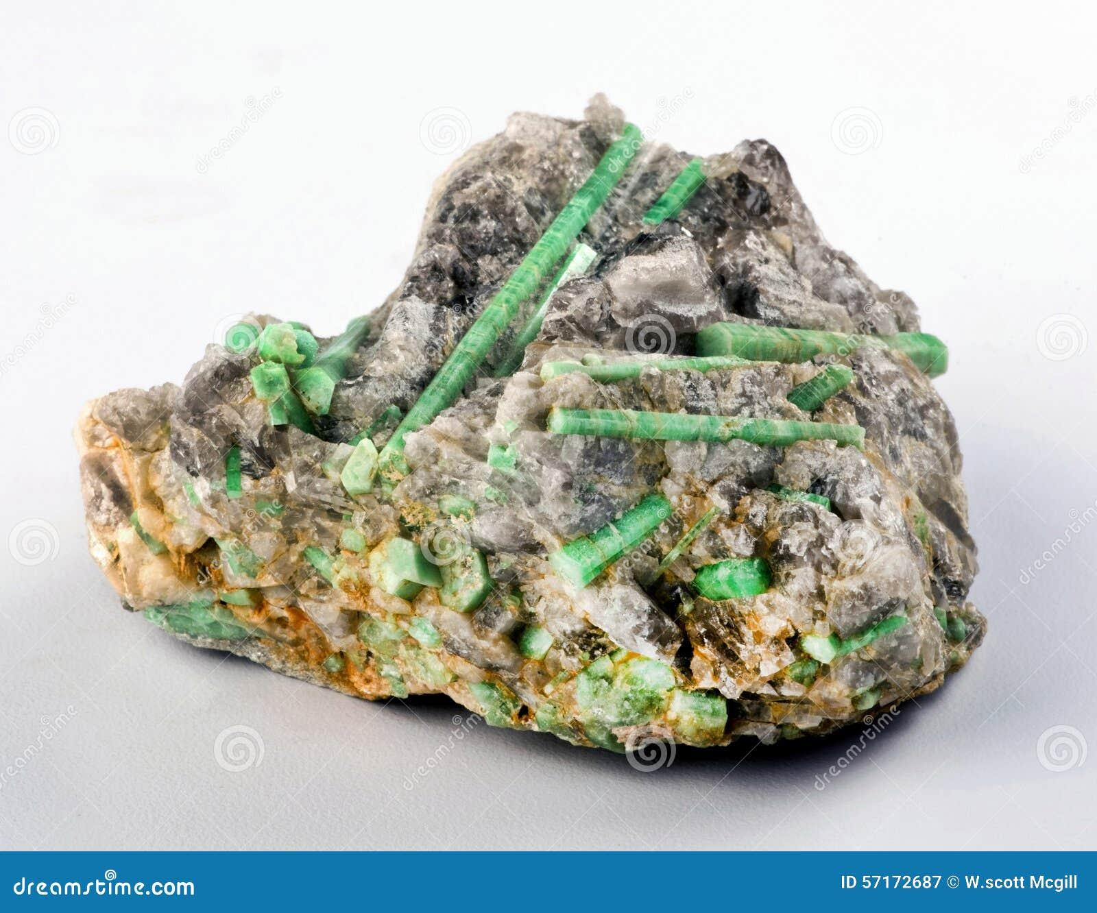 Зеленые изумруды
