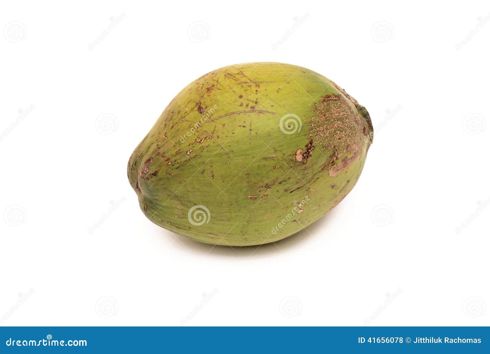 Зеленый кокос