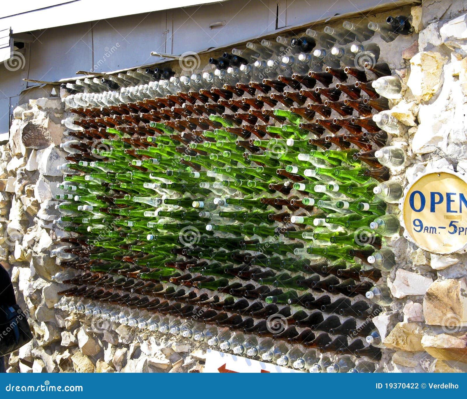 зига молнии дома бутылочного стекла