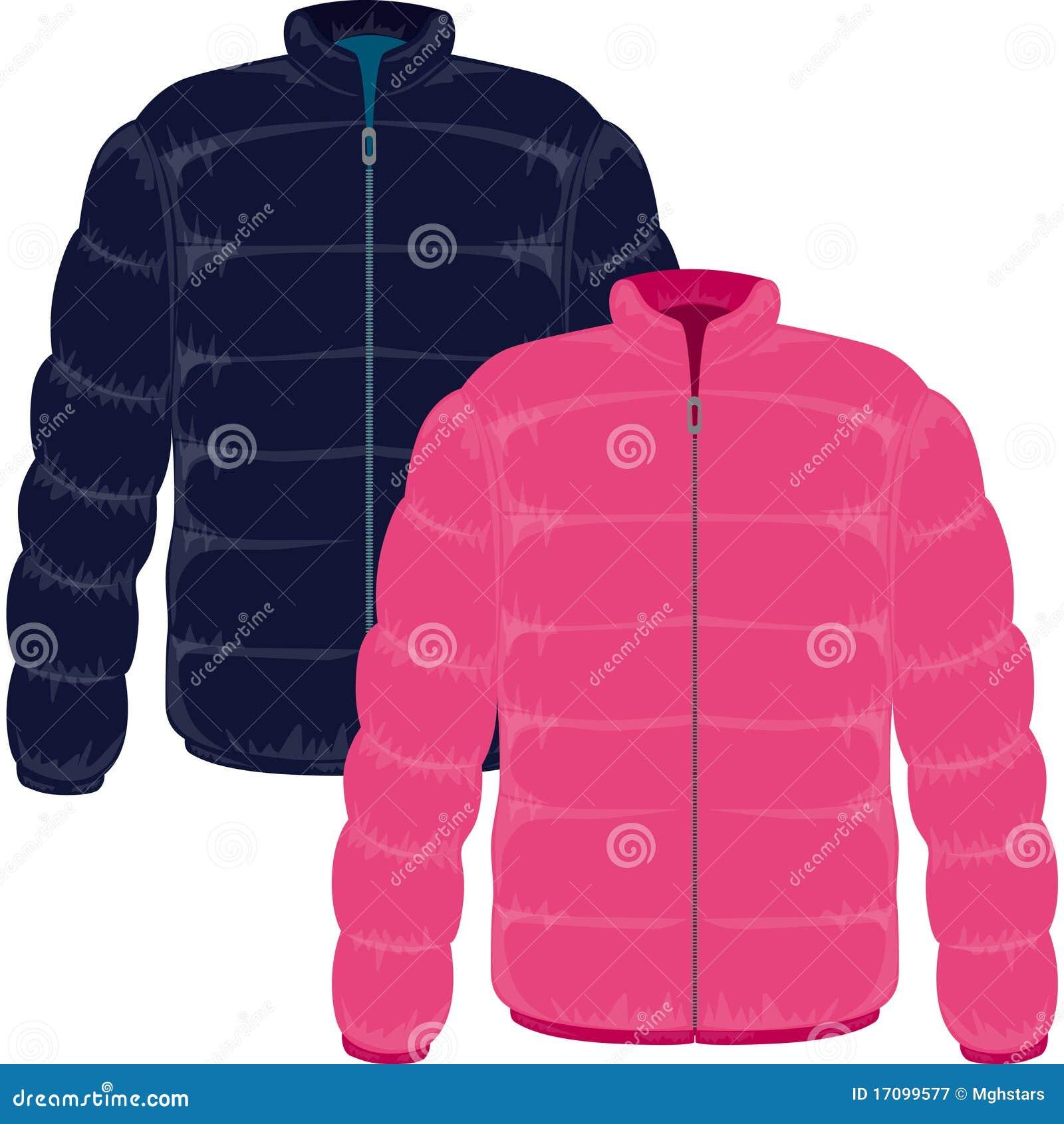 зима куртки
