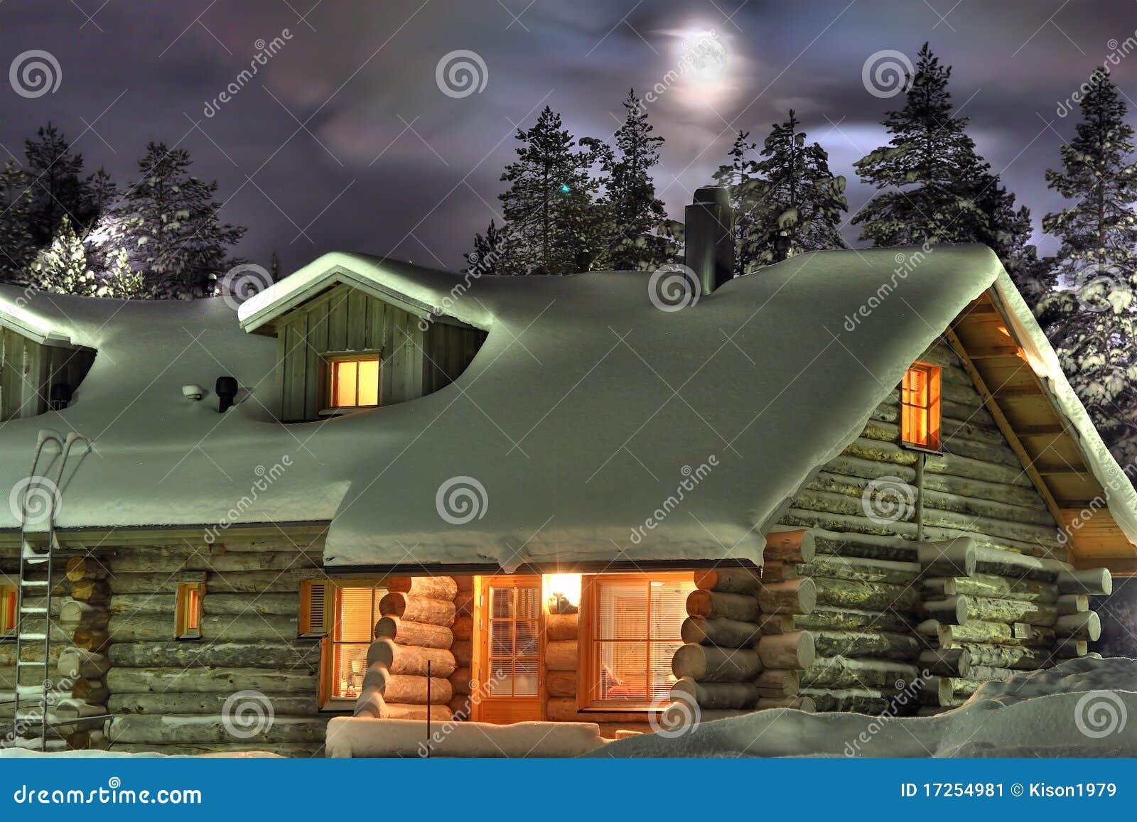 зима ночи s