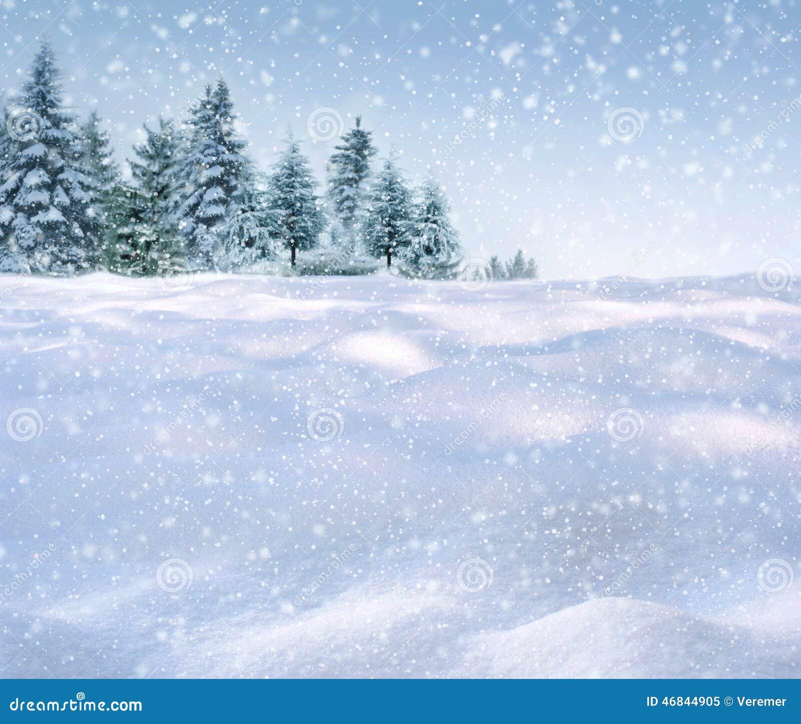 зима предпосылки идя снег