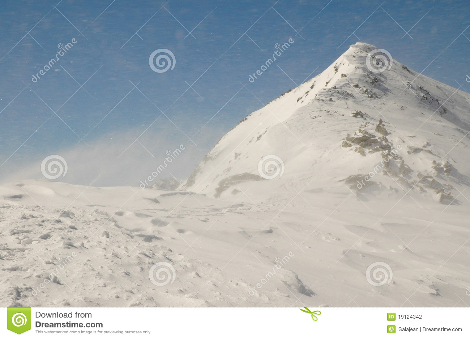 зима Румынии retezat горы ландшафта