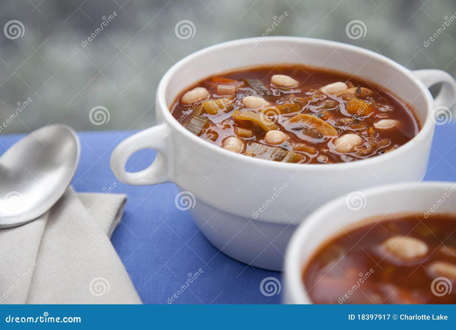зима супа