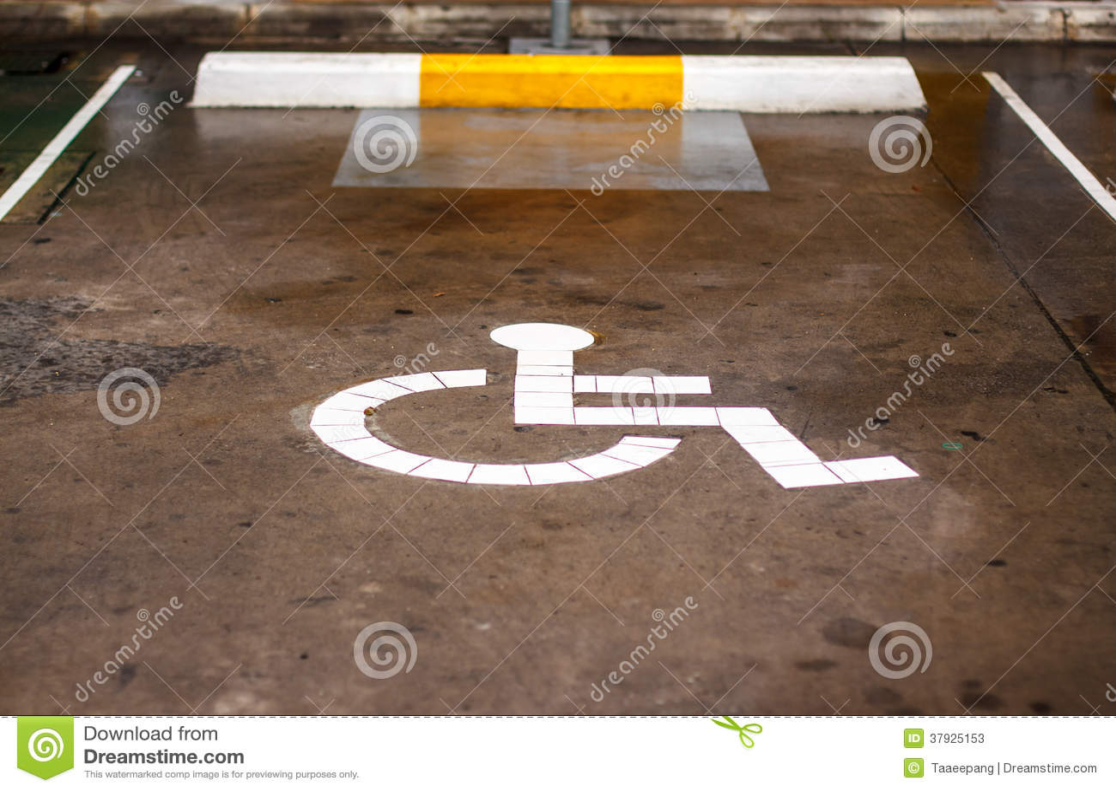 Знаки для людей с инвалидностью