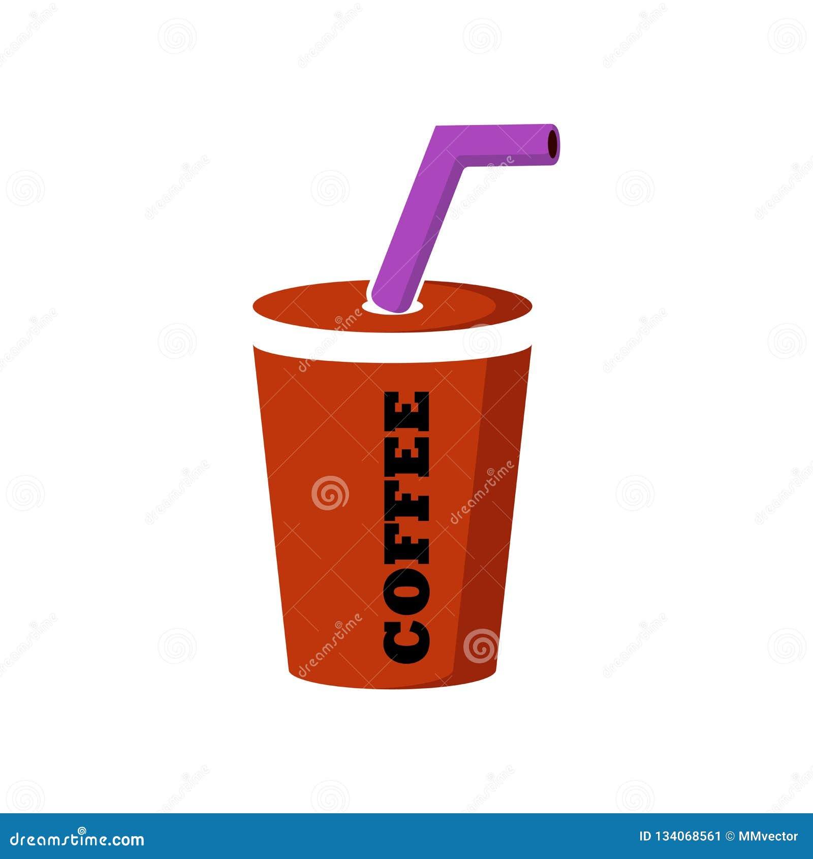 Знак и символ вектора значка напитка изолированные на белой предпосылке, концепции логотипа напитка