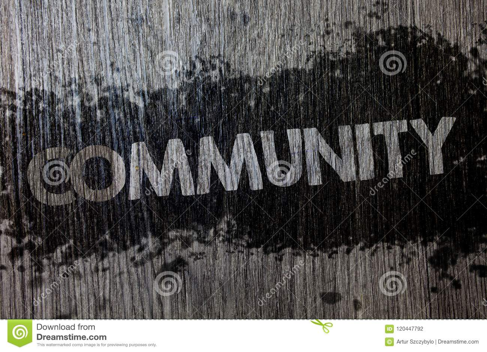 Знак текста показывая общину Backgrou схематической группы единства союзничества присоединения положения ассоциации района фото д