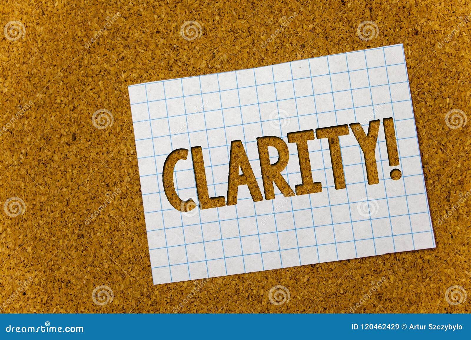 Знак текста показывая ясность Схематическая предпосылка пробочки точности прозрачности усвояемости очищенности точности определен