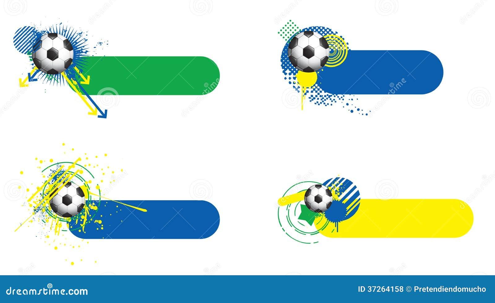 Знамена кубка мира