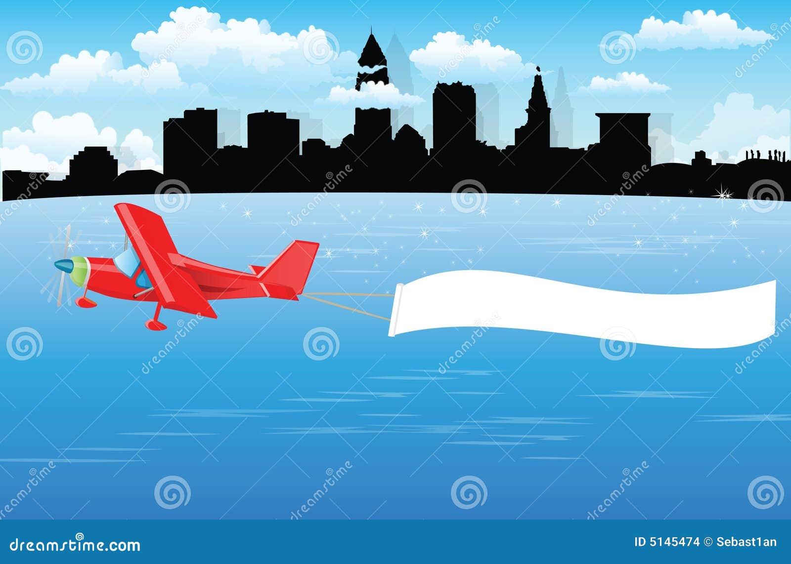 знамя самолета