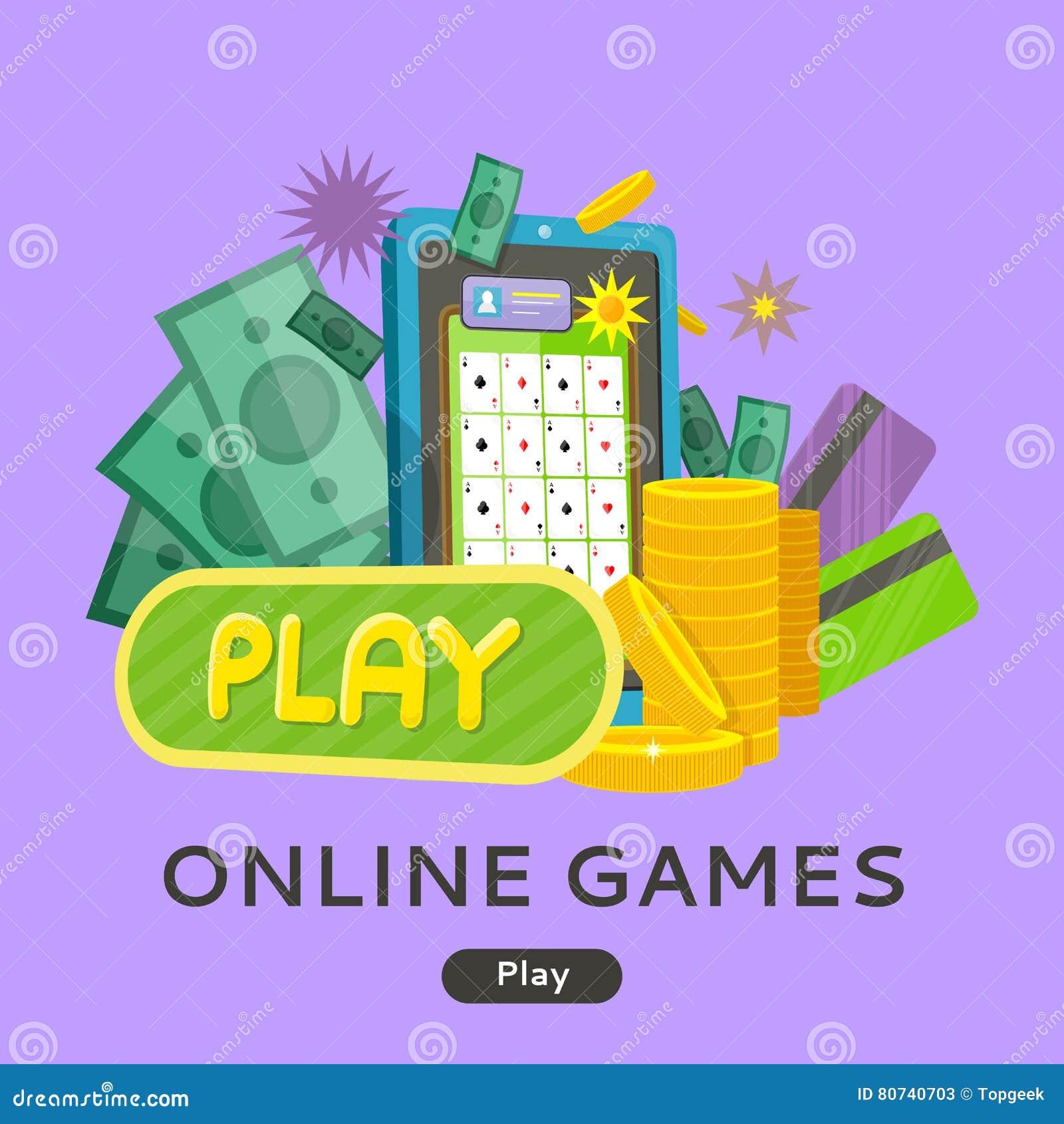 деньги игры онлайн по сети