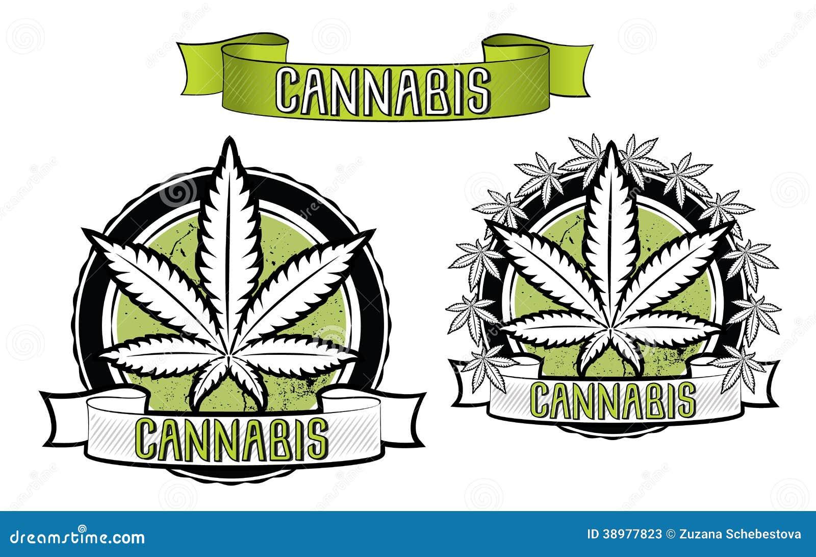 Cannabis branding 42 chronic weed logos and marijuana