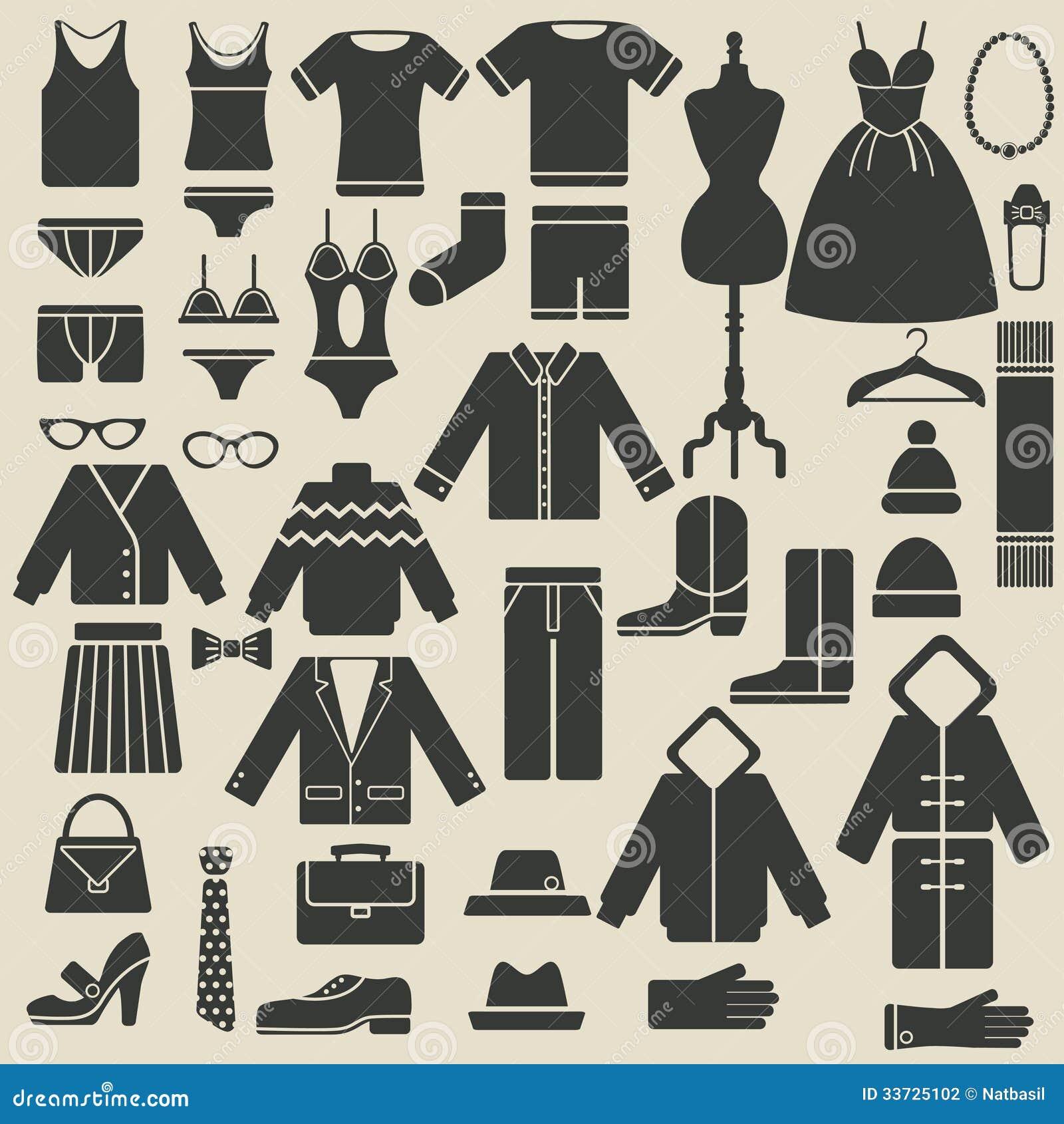 Значки одежды