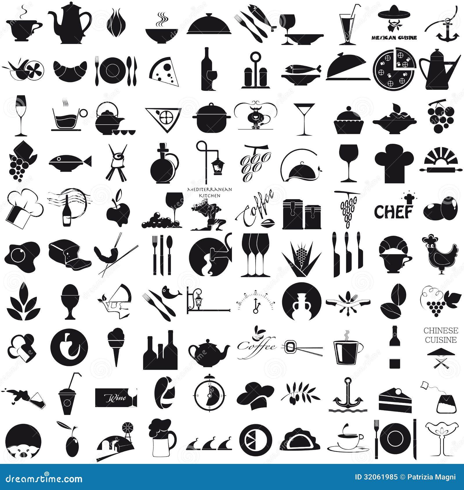 Значки для гастрономии