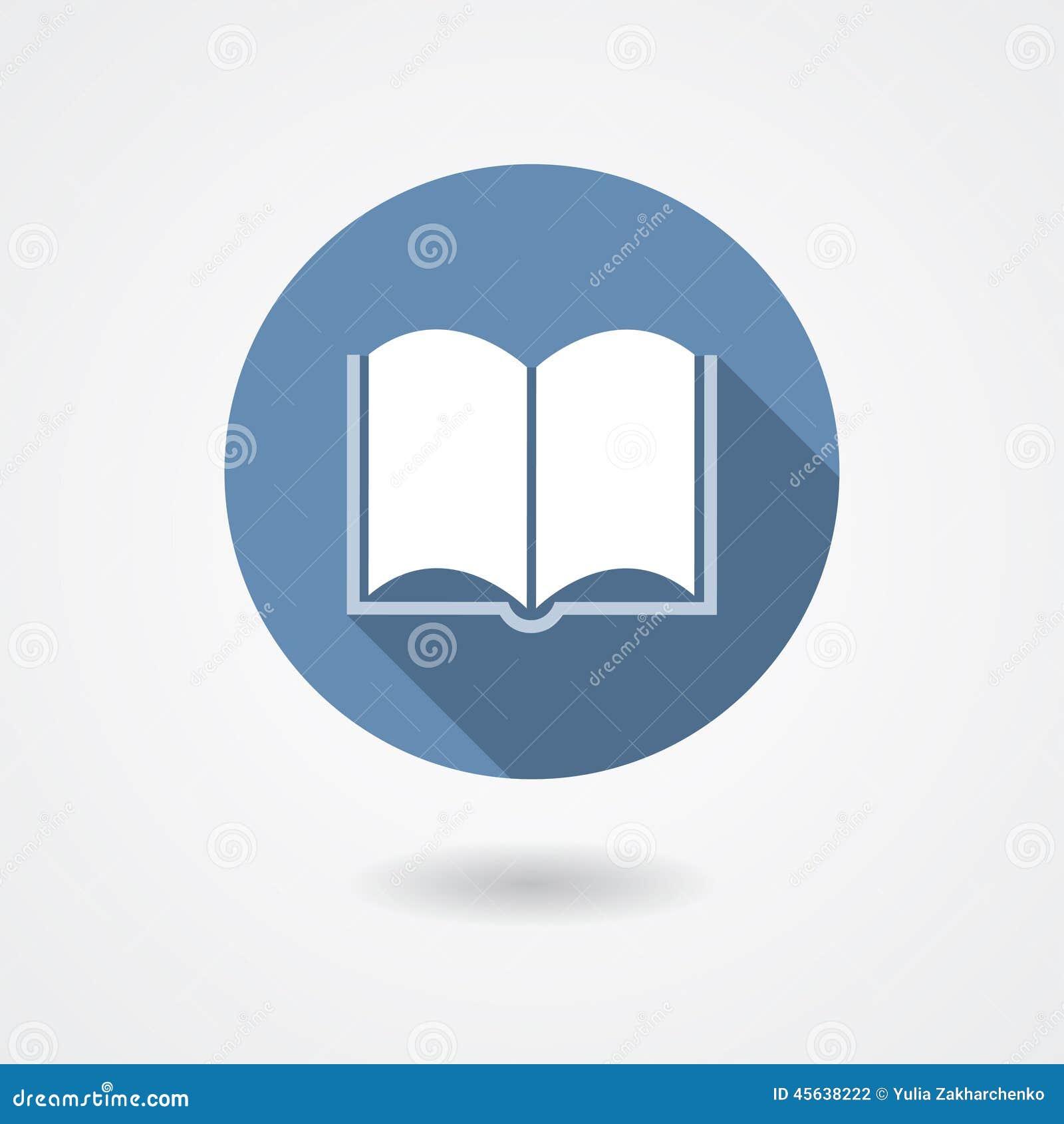 Значок вектора книги