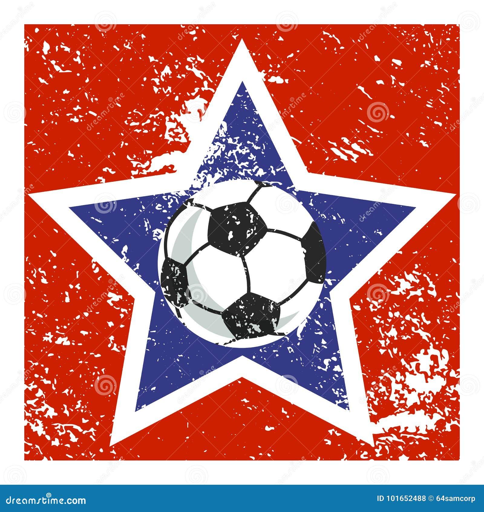 Значок знаменитого футболиста