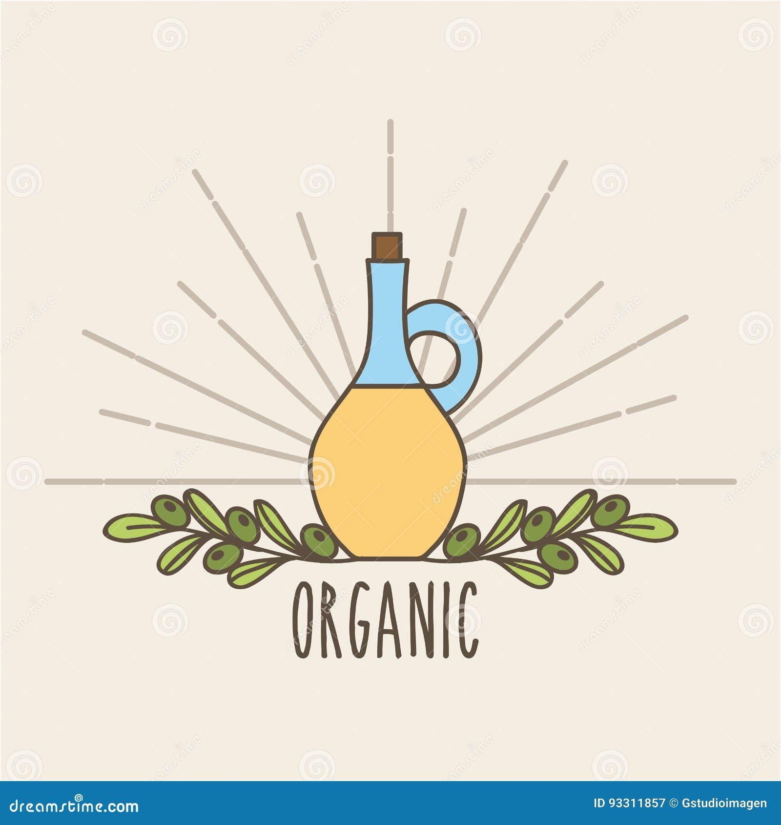 Значок предпосылки органический