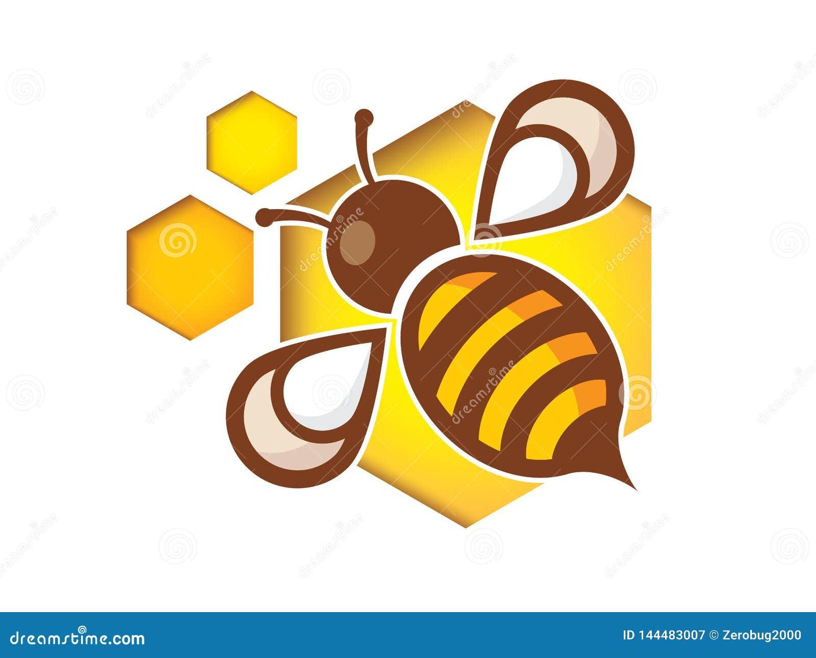Значок пчелы