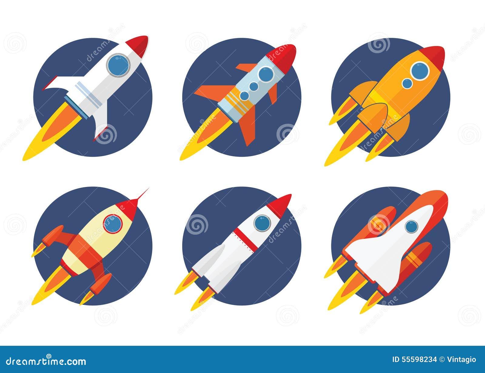 Значок Ракеты