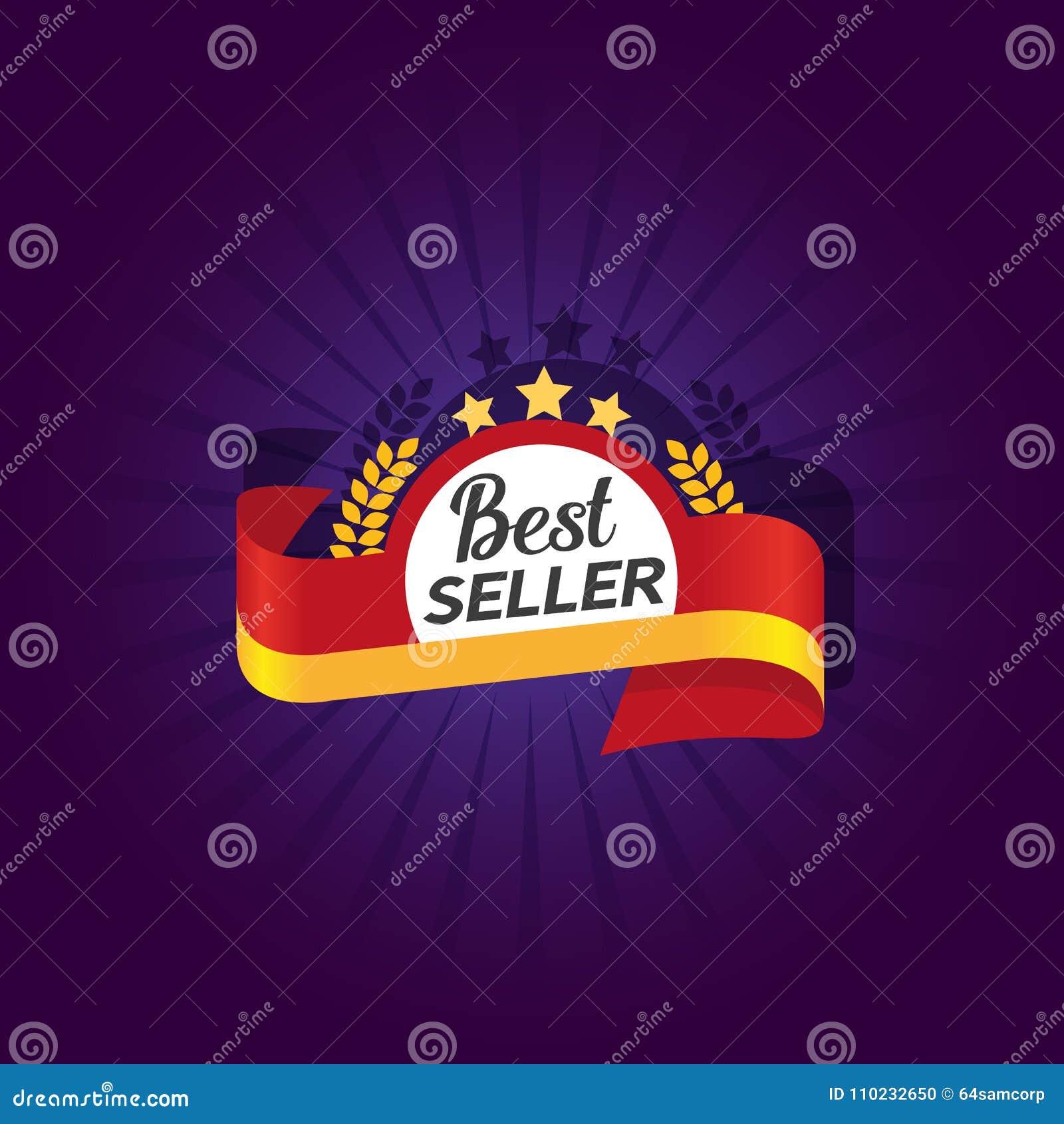 Значок самого лучшего продавца