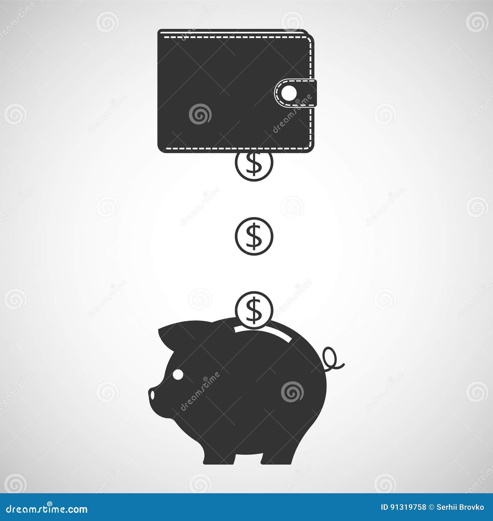 Значок сбережений