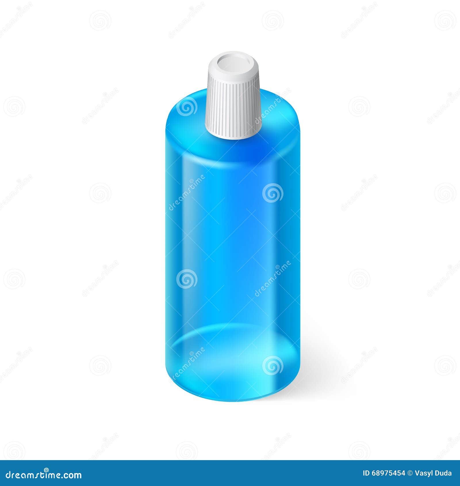 Значок шампуня