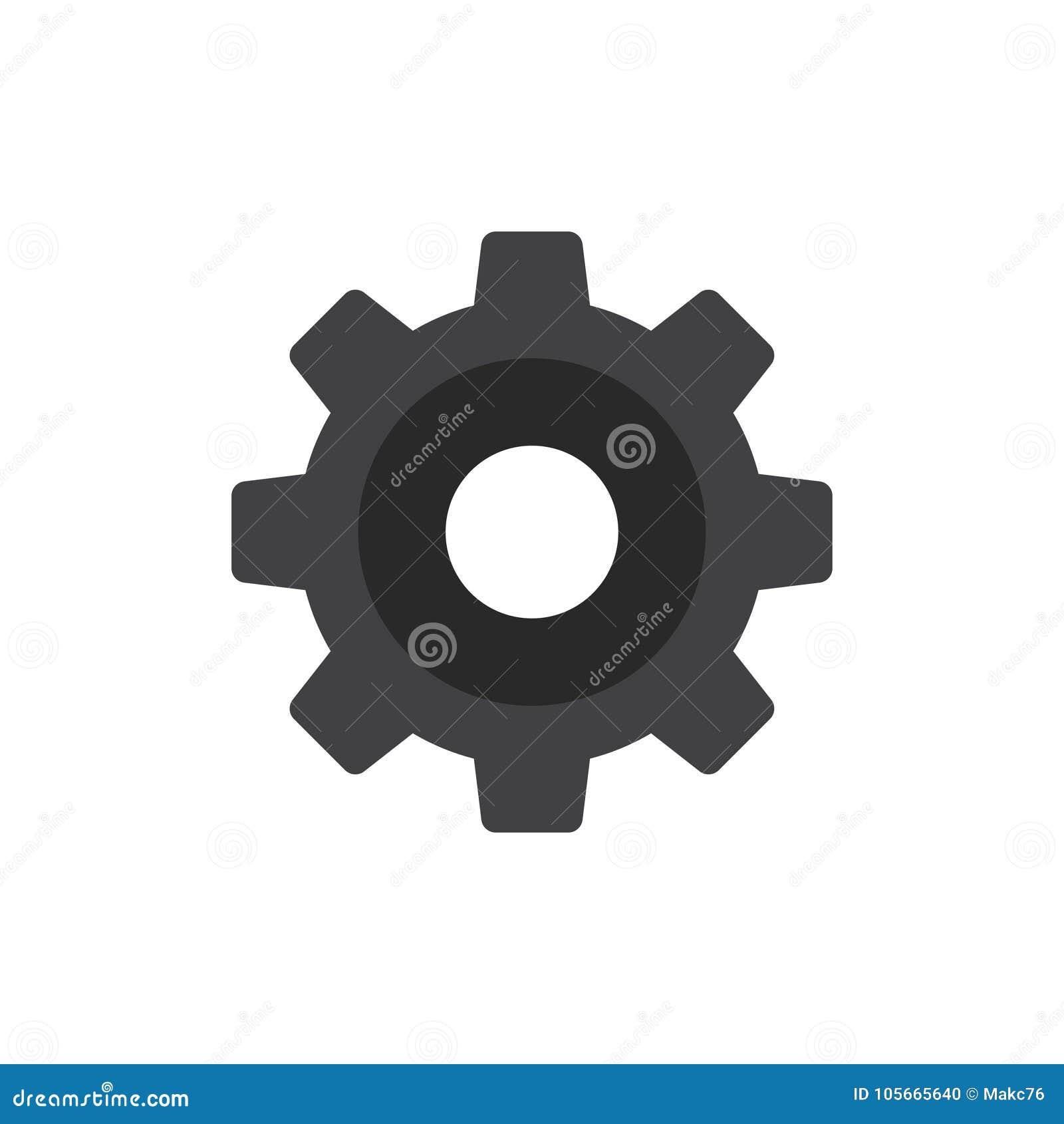 Значок шестерни или Cog