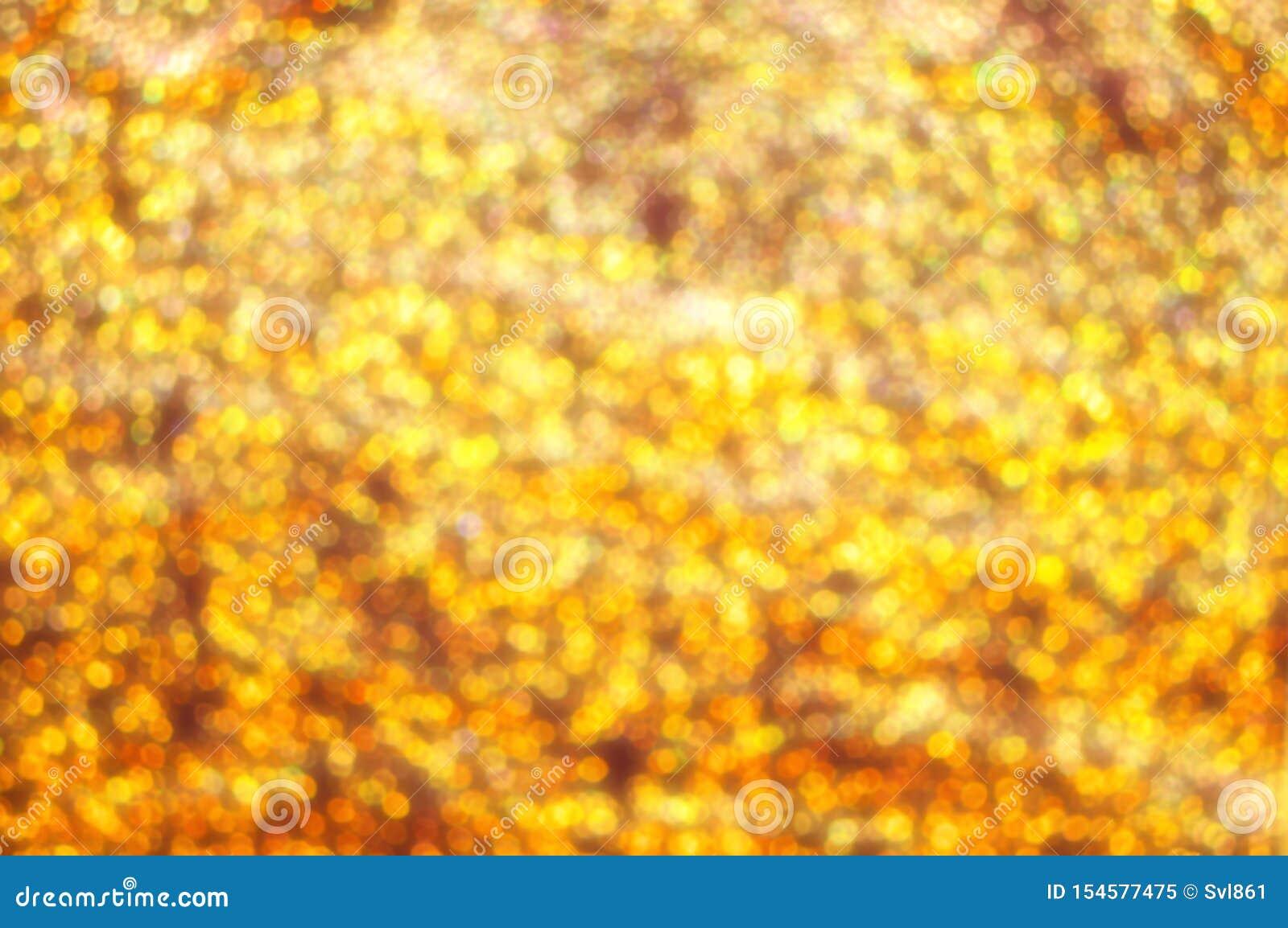 Золотая блестящая предпосылка