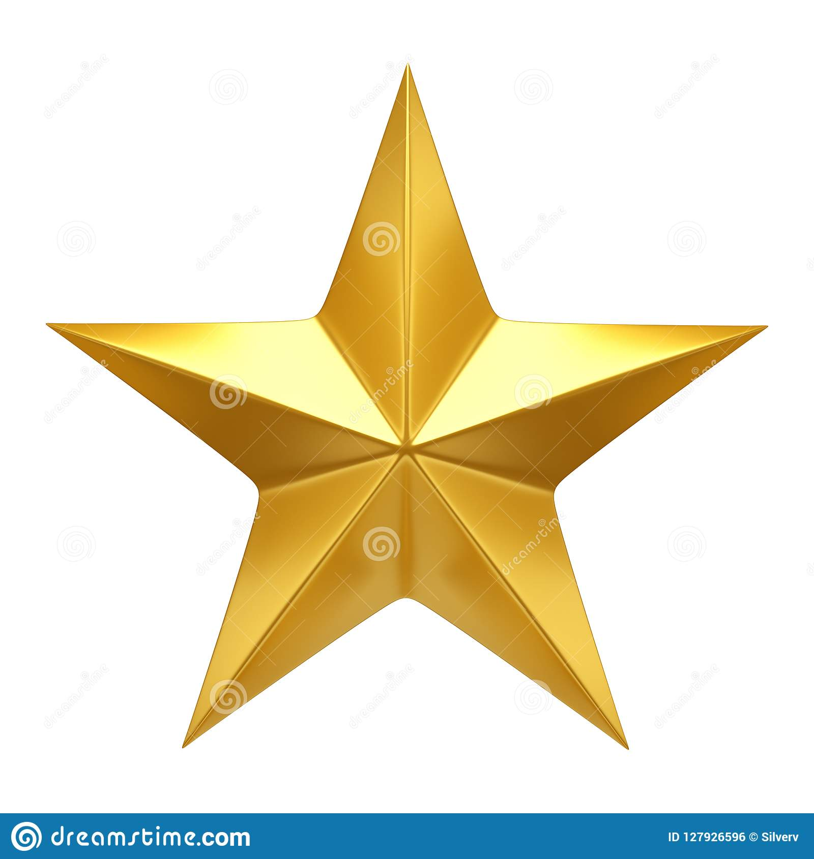 Золотая звезда - 3D представляют