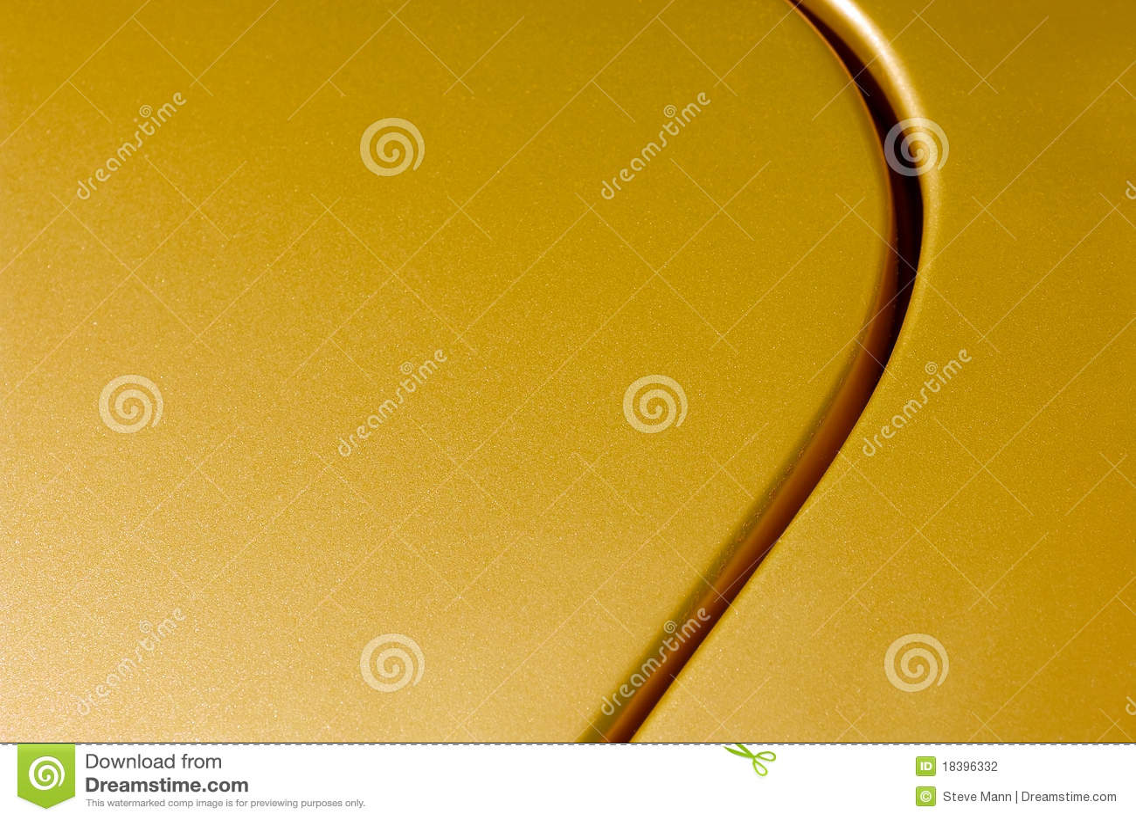 золотистая панель