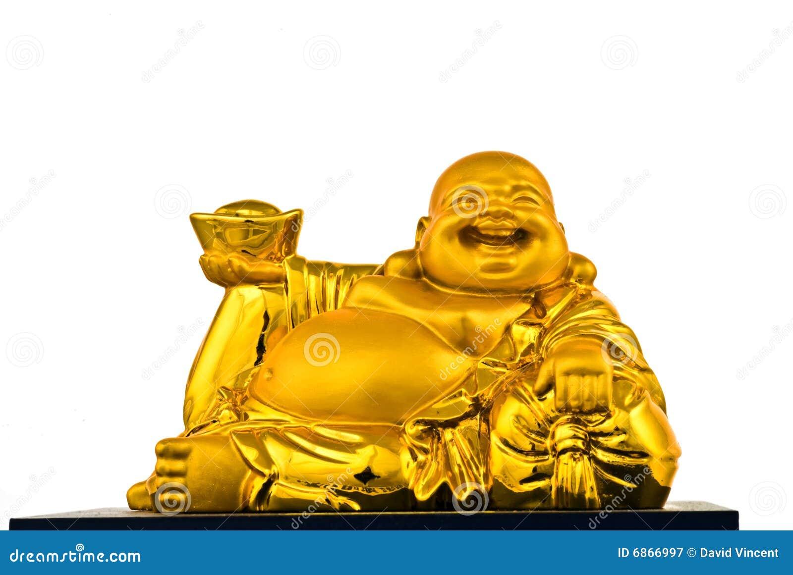 золото Будды счастливое