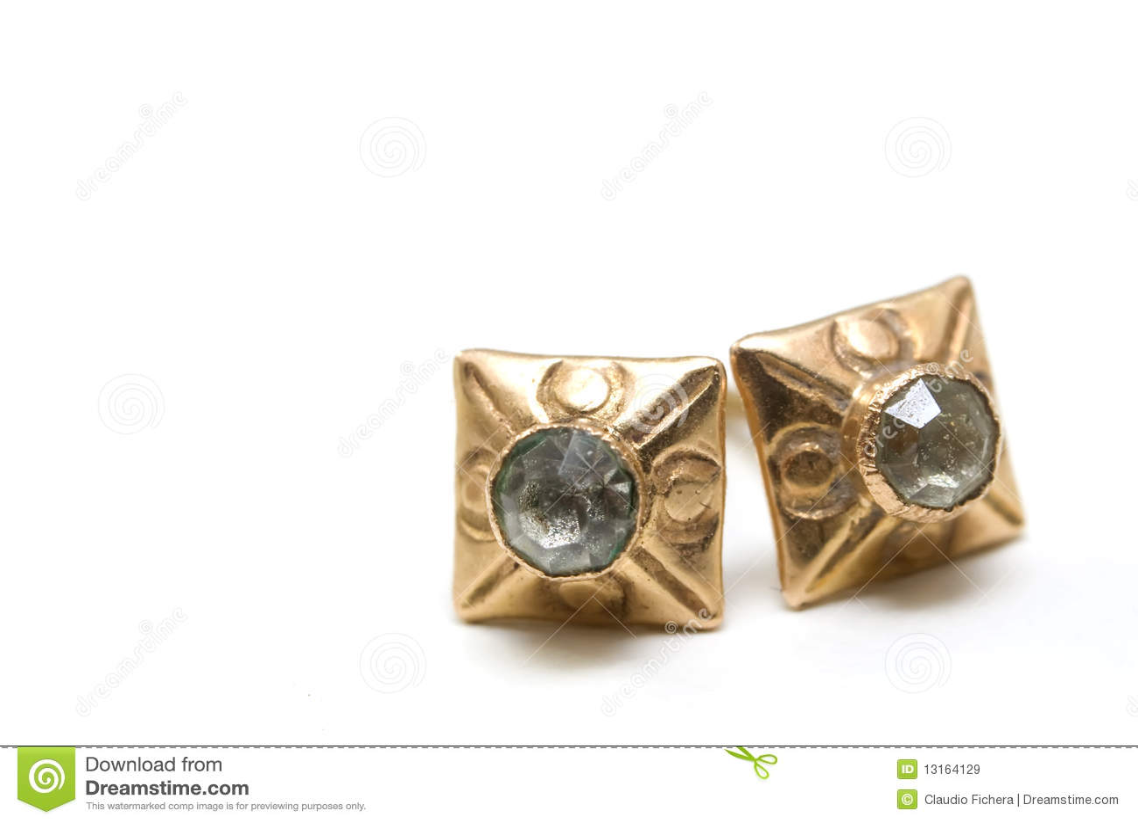 золото серег