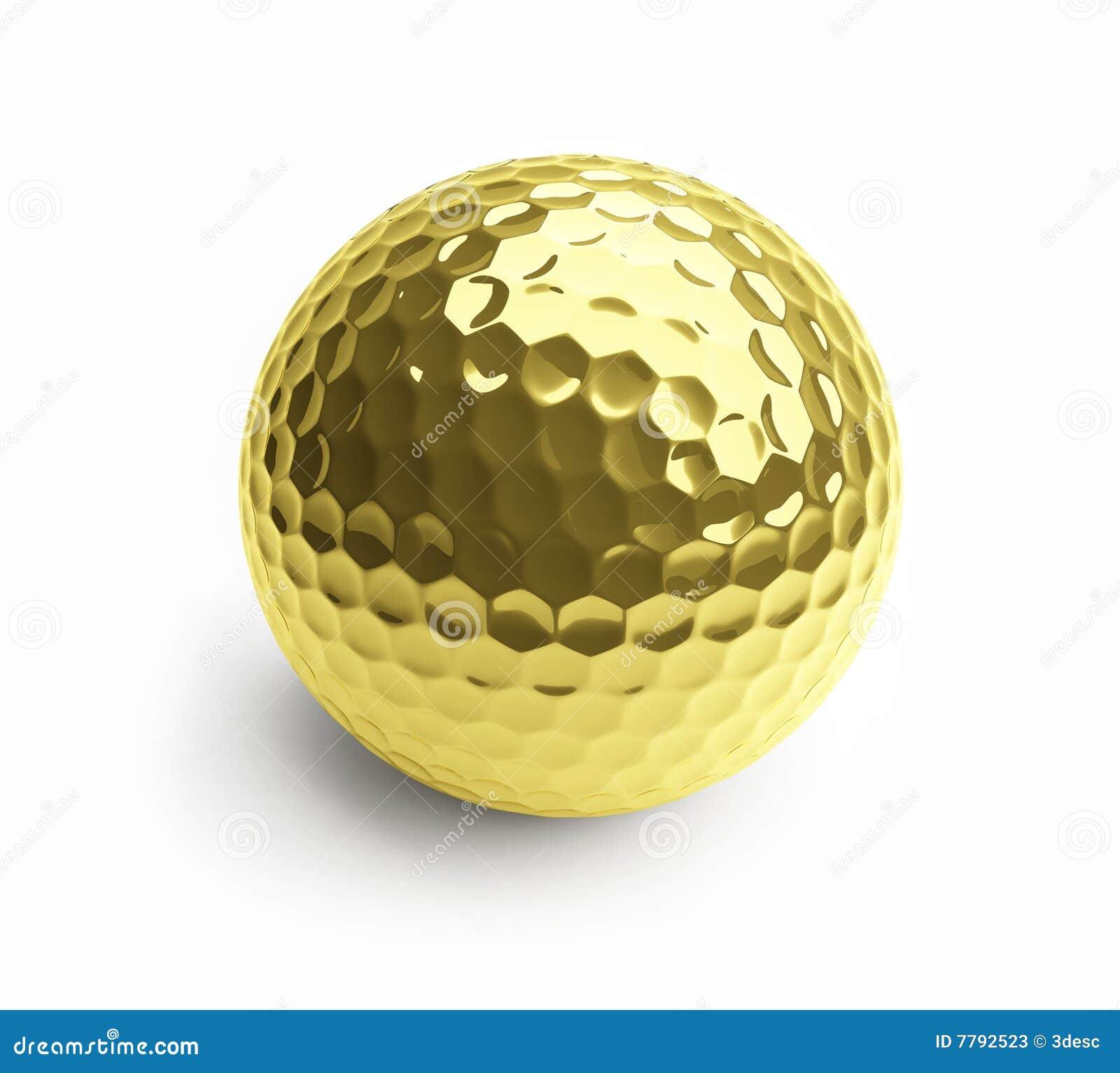 золото шарика