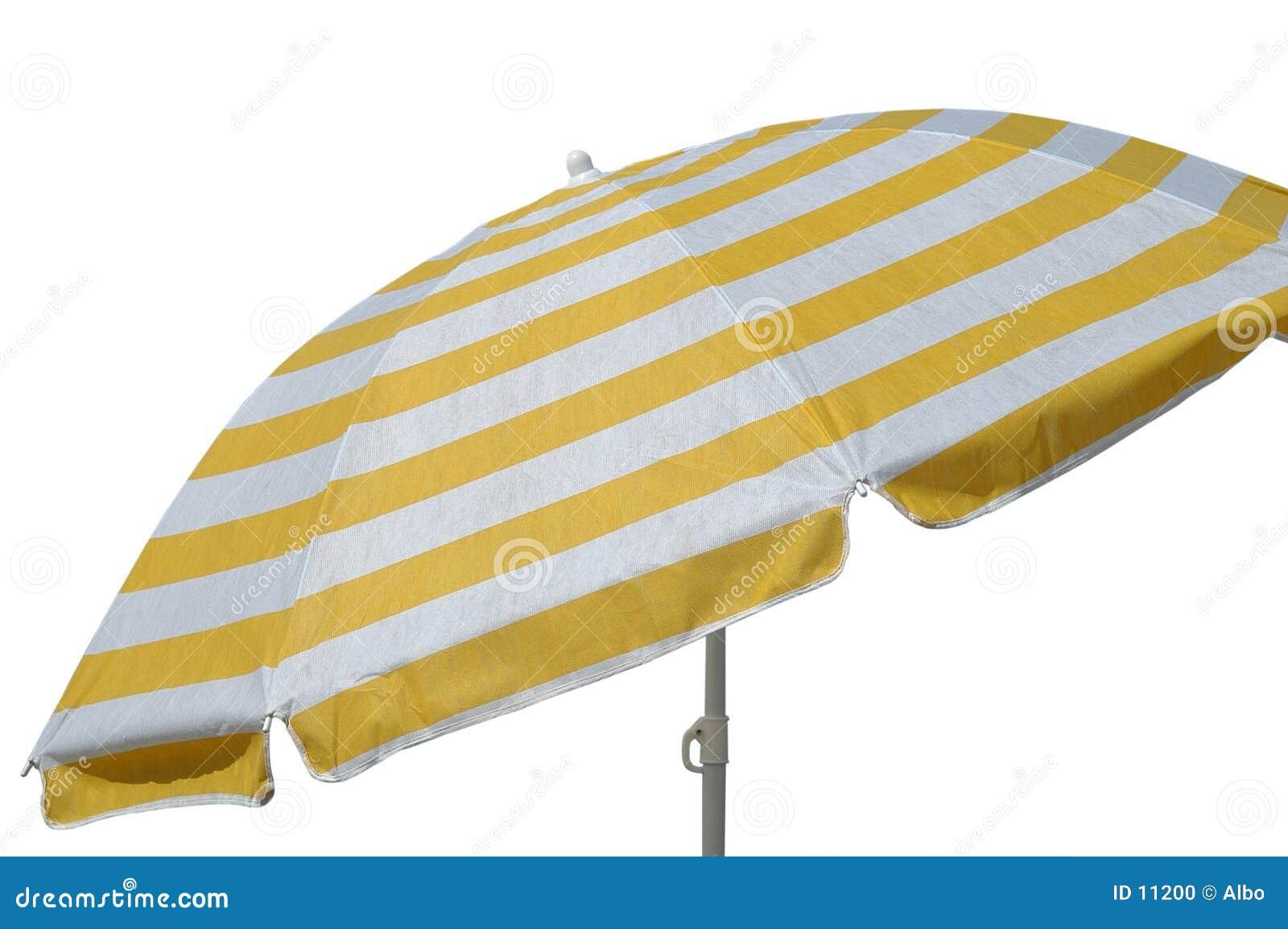 зонтик пляжа