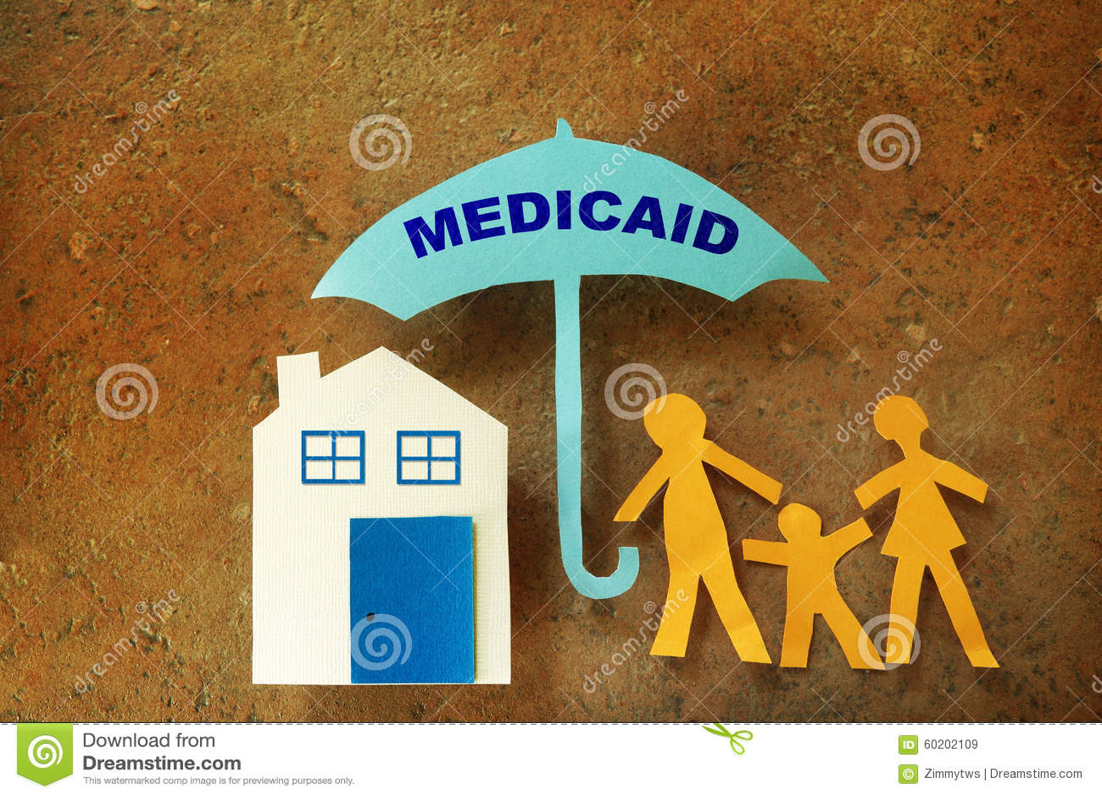 Зонтик Medicaid семьи