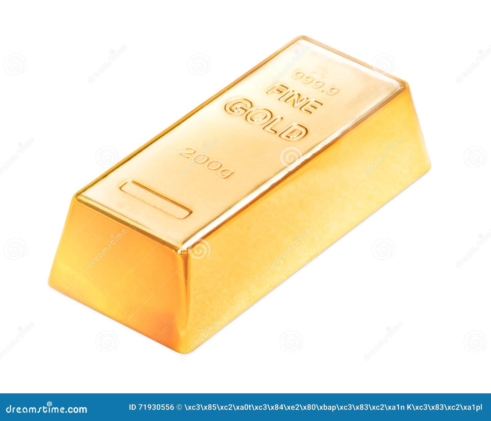 Золотой ингот