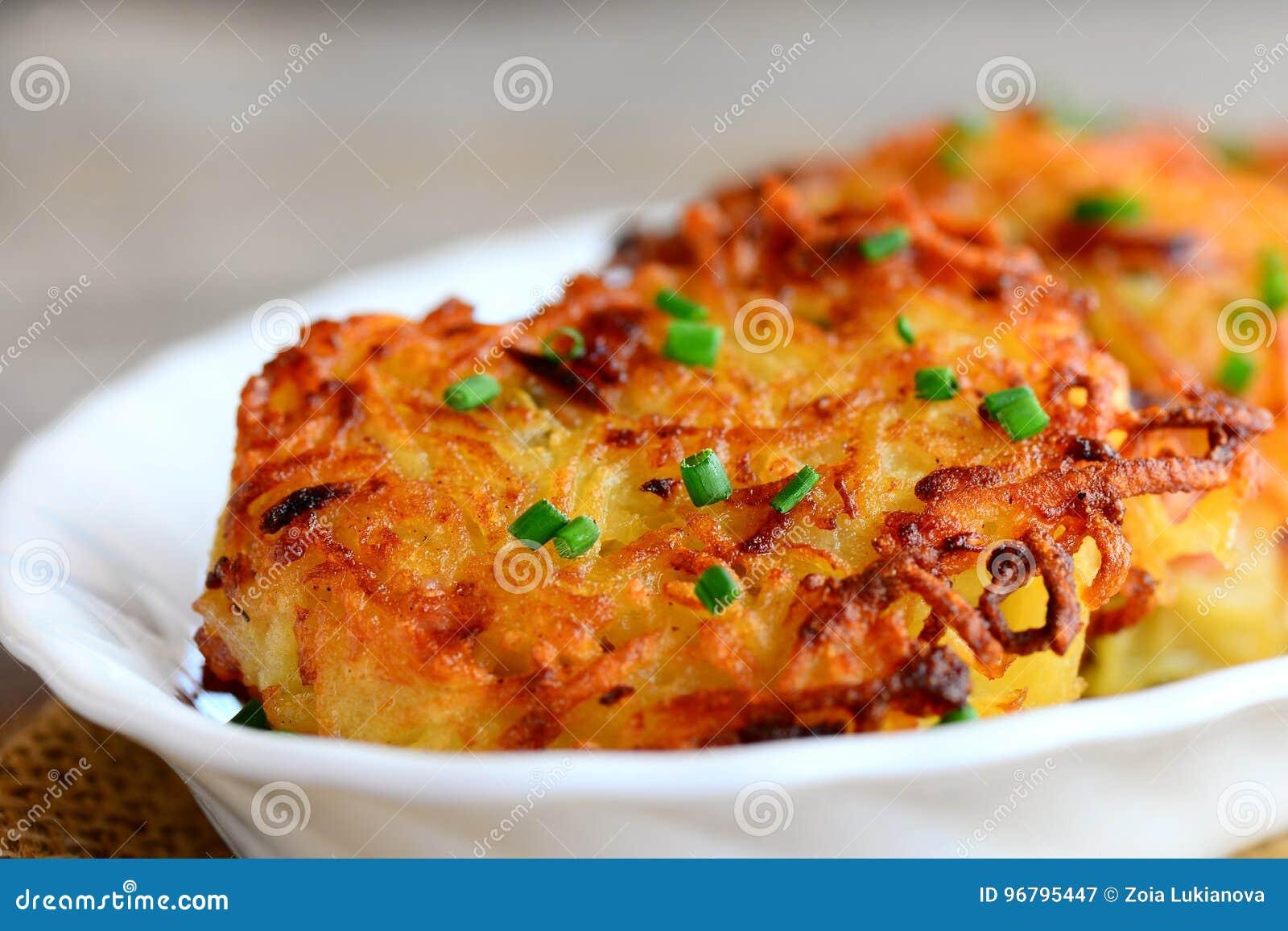 картошка в духовке рецепт простой
