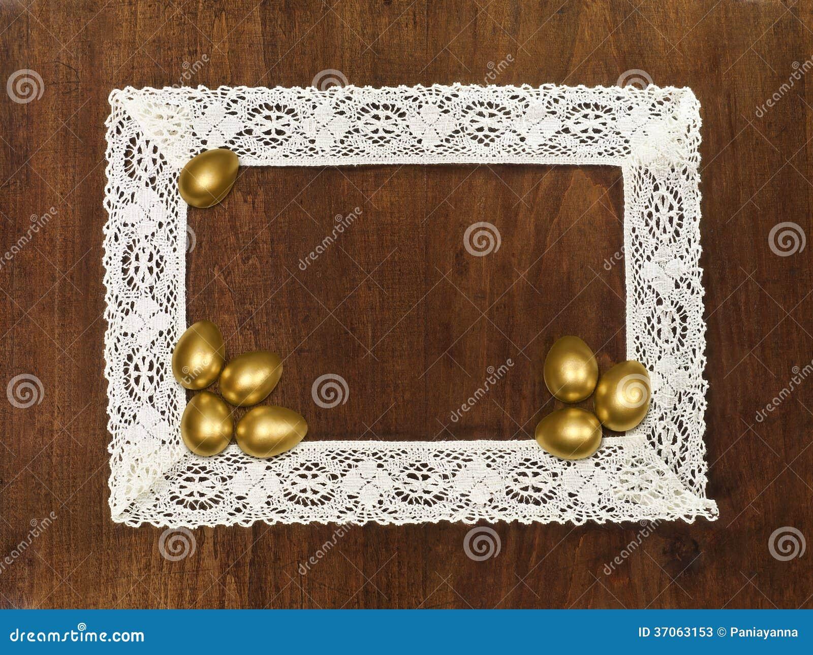 Золотые яичка