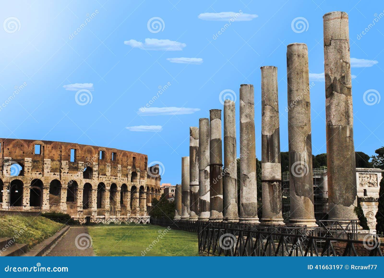 зодчество римское