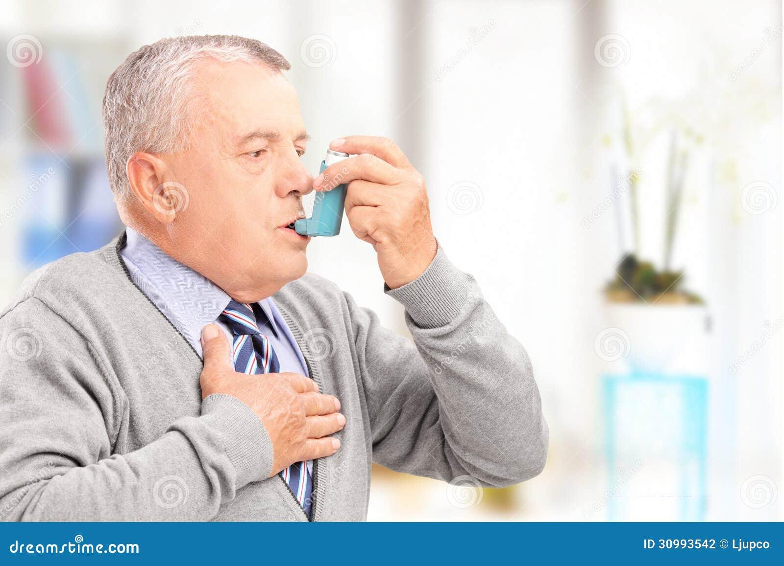 лечение астма фото